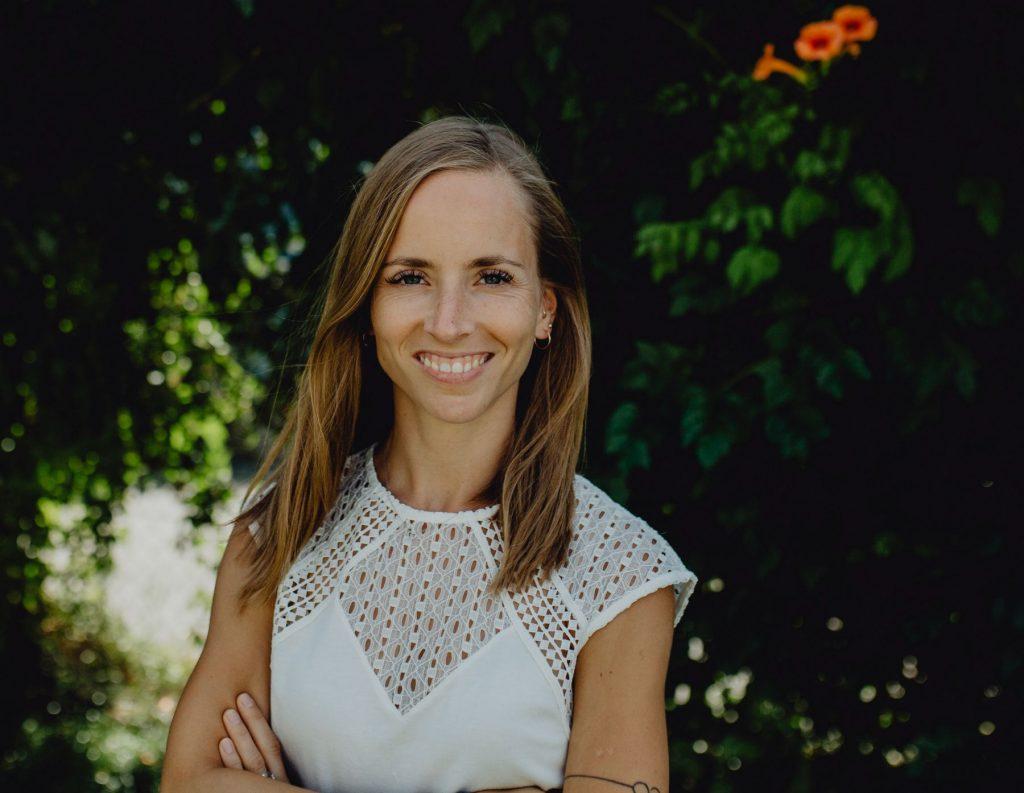Portrait von Stephanie Gruber-Kleinoscheg