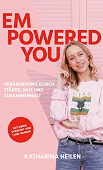 katharina heilen empowered you buchcover