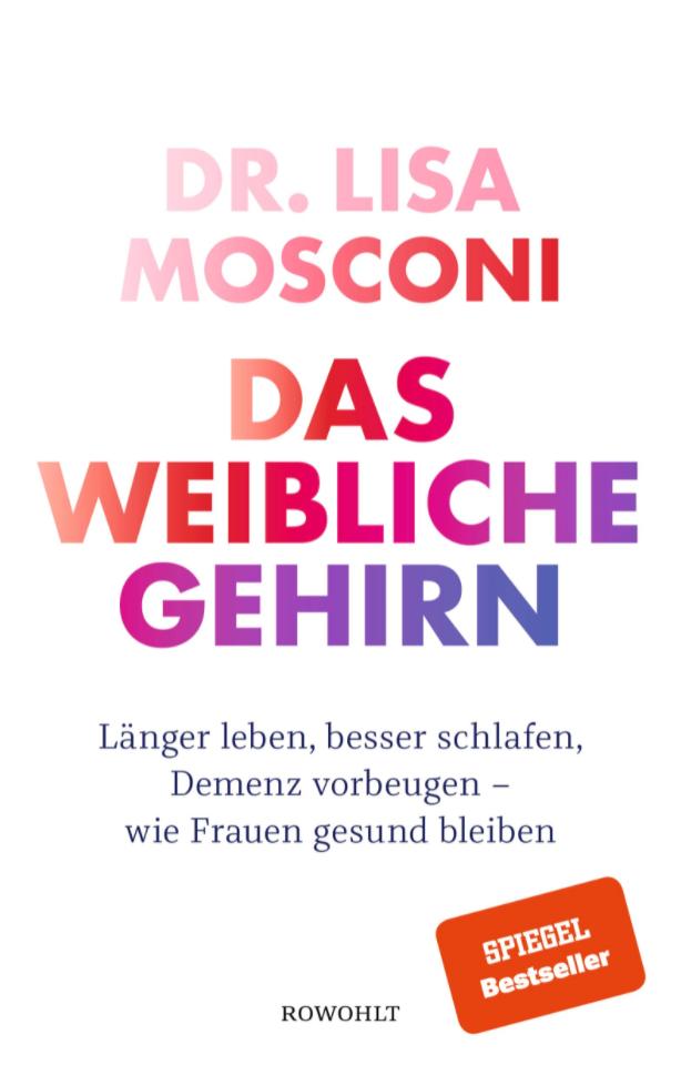 Buch: Lisa Mosconi - das weibliche Gehirn