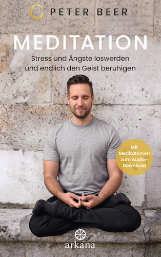 Buch Titelbild Peter Beer Meditation